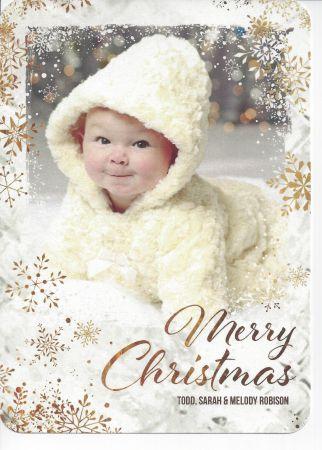Christmas Card R