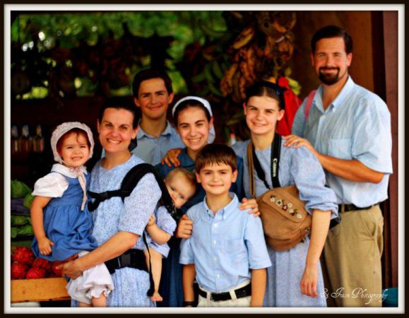 Belize Family Picture